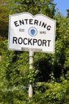Entering Rockport