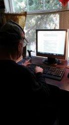 me-writing